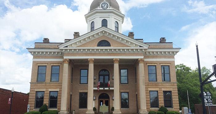 courthouse – Jasper County Georgia