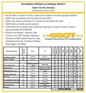 Public Notices and Bids | Jasper County Georgia